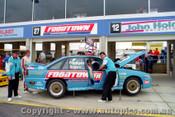 92725 - T. Finnigan / G. Rogers  Holden Commodore VN - Bathurst 1992