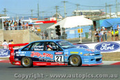 94729 - T. Finnigan / S. Williams  Holden Commodore VP - Bathurst 1994