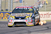 205010 - Craig Lowndes Ford Falcon  -  Barbagallo 2005 - Photographer Craig Clifford