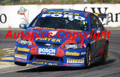 205011 - Marcos Ambrose Ford Falcon   - Barbagallo 2005 - Photographer Craig Clifford