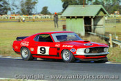 70151 - Allan Moffat Ford Mustang  - Warwick Farm 5th September 1970 - Photographer Jeff Nield