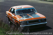 70750 - Gibson / Seton -  Bathurst 1970 - Ford Falcon   XW GTHO - Photographer Jeff Nield