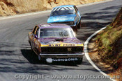 71777  - P. Barnes / R. Skelton  Ford Falcon  XY GTHO Phase 3  &  Leeds / Cooke Torana LC XU1 -   Bathurst  1971 - Photographer Jeff Nield