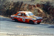 71781  -  R. Hewison / B. Hones Ford Escort T/C -   Bathurst  1971 - Photographer Jeff Nield