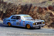 71782  - John Goss  Ford Falcon  XY GTHO Phase 3  -   Bathurst  1971 - Photographer Jeff Nield