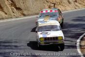71787  - L. Carne / P. Cray  Mazda 1300 & G. Wade / G. Perry Torana GTR-   Bathurst  1971 - Photographer Jeff Nield