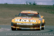 84021 - Peter McLeod - Mazda RX7 - Oran Park 1984