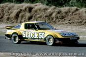 84024 - Peter McLeod - Mazda RX7 - Amaroo Park 1984