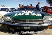 85747  - Hahne / Goss  -  Bathurst 1985 - Jaguar XJS