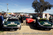85751  - Walkinshaw / Percy and Hahne / Goss  -  Bathurst 1985 - Jaguar XJS