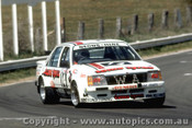 80743 - W. Negus / T. Hine  Holden Commodore VC  - Bathurst 1980