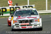 80744 - W. Negus / T. Hine  Holden Commodore VC  - Bathurst 1980