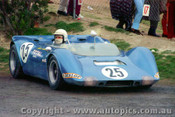 Dennis Uhrhane Elfin 300 - Calder 31st May 1970 - Photographer Jeff Nield