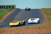 71437 - Paul Gibson Lotus 23B - Phillip Island 31st January 1971 Slightly out of focus