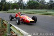 71518 - Michael Stillwell   Elfin 600  Formula Ford  - Warwick Farm 21st November 1971 - Photographer Jeff Nield