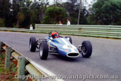 71519 - Len Searle  Bowin P4a Formula Ford  - Warwick Farm 21st November 1971 - Photographer Jeff Nield