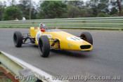 71520 - Enno Buesselmann  Elfin 600  Formula Ford  - Warwick Farm 21st November 1971 - Photographer Jeff Nield
