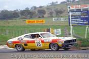 74736  -  M. Carter / M. Stillwell -  Bathurst 1974 -  Ford Falcon GT - XB