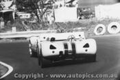 68457 - P. Macrow Argo Chev V8 / B. Muir  Lotus 23B - Warwick Farm 5th May 1968