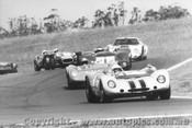 68460 -  B. Muir / G. Scott Lotus 23B / F. Gibson Efin Traco - Oran Park 22nd September 1968