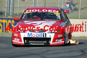 205013 - Mark Skaife - Holden Commodore  - Barbagallo 2005 - Photographer Craig Clifford