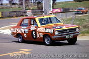 70760 - J. Roxburgh Datsun 1200 -   Bathurst  1970 - Photographer Jeff Nield