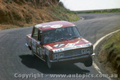 70774 - R. Kearns / G. Lister Fiat 125S  -   Bathurst  1970 - Photographer Jeff Nield