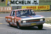 70781 - J. Butta / R. Genders -  Chrysler Valiant Pacer 4 Barrel  -  Bathurst 1970 - Photographer Jeff Nield