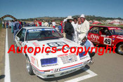 84761 - B. Seton / D. Smith -Ford Mustang  - Bathurst 1984