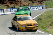 85757  - B. Anderson / W. Anderson Ford Mustang -  Bathurst  1985