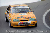 86758  - B. Anderson / W. Anderson Ford Mustang -  Bathurst  1986