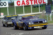 79763  - McCormack / Forbes Chev Camaro &  R. French / G. Moore  Ford Falcon XC -  Bathurst 1979