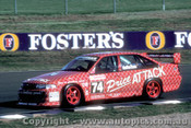 95014 - Kevin Heffernan  Holden Commodore VP - Eastern Creek 1995