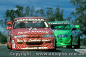 95017 - Kevin Heffernan  Holden Commodore VP - Oran Park 1995