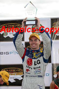 205028 - Craig Lowndes Ford Falcon  -  Queensland 300 2005 - Photographer Craig Clifford