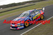 205030 - Marcos Ambrose Ford Falcon   - Queensland 300  2005 - Photographer Craig Clifford