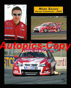 205040 - Mak Skaife  Holden Commodore  -  A collection of three photos from  2005