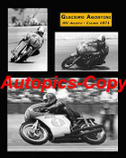 475 - Giacomo Agostini  -  A collection of three photos from Calder 1971- 16x20 inches  400x500mm