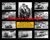 481 - Mountain Minis  -  A collection of ten photos from  Bathurst 1966 - 16x20 inches  400x500mm