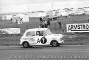 69755 -  D. Bye / R. Wilils - Morris Mini K  - Bathurst 1969