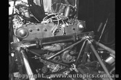 67553 - Installing the Repco engine into John Harvey s BT14 - April 1967