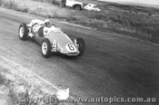 57511 - C. Tadgell Porsche  -  Phillip Island 22nd April 1957