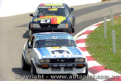 83757 - L. Grose / A. Cant Ford Capri & French / Browne Holden Commodore - Bathurst 1983