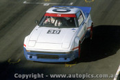 84027 - Tony Kavich - Mazda RX7 - Amaroo Park 10th July 1984