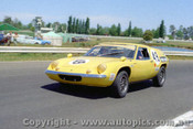 71456 -  Bill Christie Lotus Europa S2  -  Warwick Farm 17th October 1971