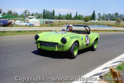 71457 -  Graeme Rutledge Triumph Spitfire  -  Warwick Farm 17th October 1971