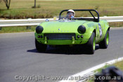 71463 -  Graeme Rutledge Triumph Spitfire  -  Warwick Farm 17th October 1971