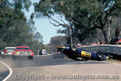 82746  -  K. Bartlett / C. Bond  -  Bathurst 1982 - Chev Camaro - Photographer Peter Green