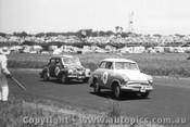 60721 - K. Lott / G. Petty  Lloyde Alexander TS / R. Emmett / A. Hawkins Renault 750 -   Armstrong 500 Phillip Island 1960