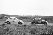 60722 - D. McKay / G. Cusack and K. Orram / M. McPherson Volkswagen  -   Armstrong 500 Phillip Island 1960